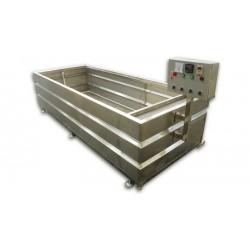 TANQUE PROFISSIONAL PARA WATER TRANSFER PRINTING INOX 3 METROS