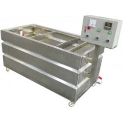 TANQUE PROFISSIONAL PARA WATER TRANSFER PRINTING INOX 1,8 METROS